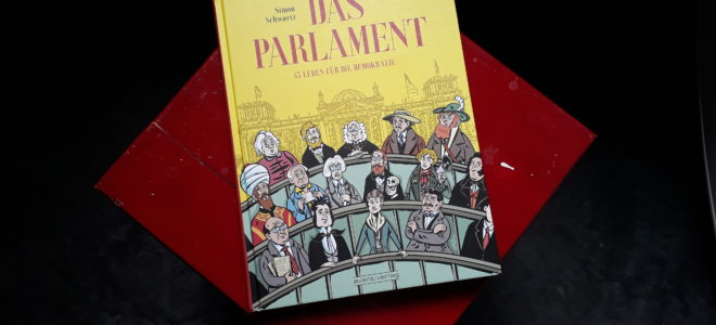 From Panels With Love #19: Das Parlament