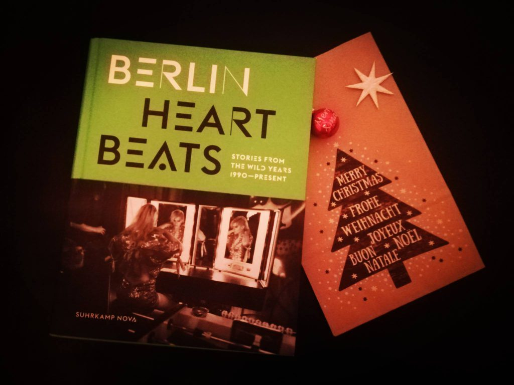 """Berlin Heartbeats - Stories from the wild years, 1990–present"" © Sandra Kućmierczyk"