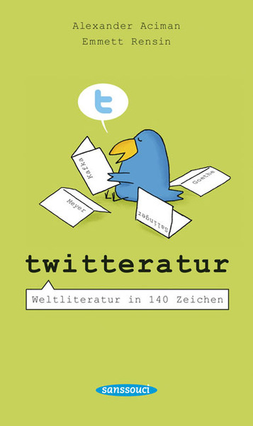 Twitteratur: the name says it all