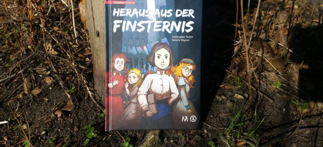 From Panels With Love #17: Heraus aus der Finsternis