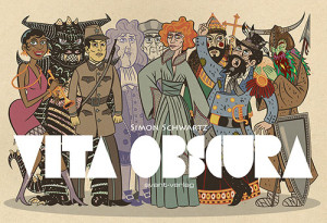 """Vita Obscura"" Avant-Verlag Graphic Novel"