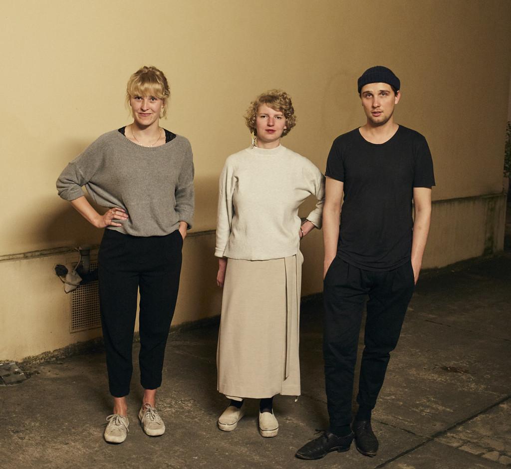 Natalie, Chris und Malte © Conny Mirbach