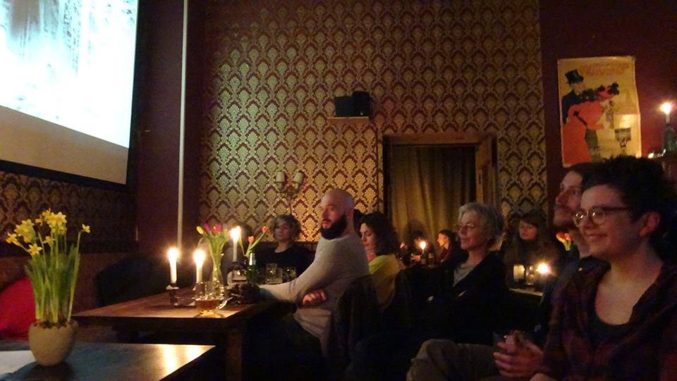 "Das Publikum im ""Kvartira62"""