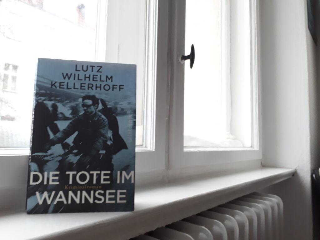 Lutz, Wilhelm & Kellerhoff: Die Tote im Wannsee. Ullstein 2018. © Leonie Hohmann