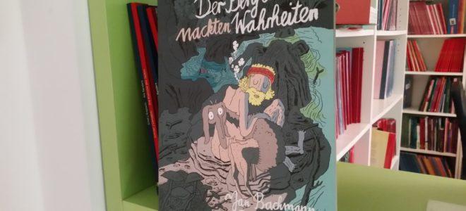 From Panels with Love #26: Der Berg der nackten Wahrheiten