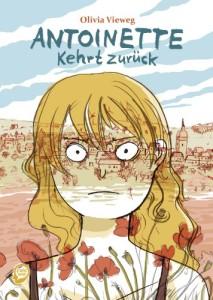 """""""Antoinette kehrt zurück"""" Egmont Verlag"""