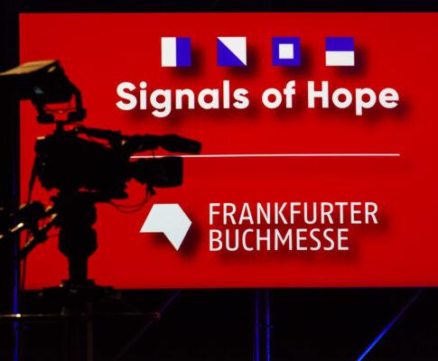Frankfurter Buchmesse 2020: Ganz viel Hoffnung und Zeit für Heldinnen