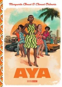 "Graphic Novel ""Aya"" Reprodukt"