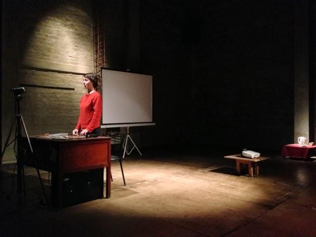 """""""Meine drei Großmütter – Lecture. Archiv der flüchtigen Dinge #4"""". Ein Gedächtnisprotokoll"""