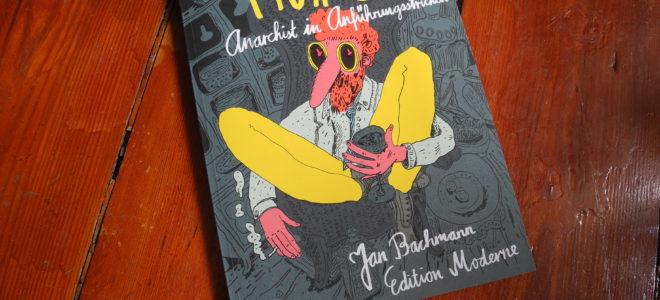 From Panels With Love #11: Erich Mühsam als Comicfigur