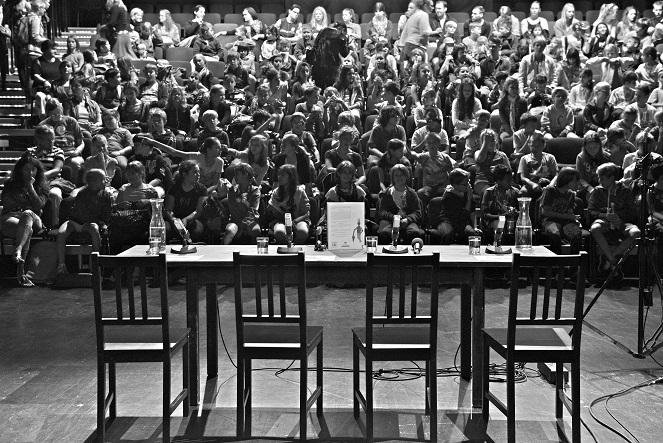 Bühne Publikum © Hartwig Klappert