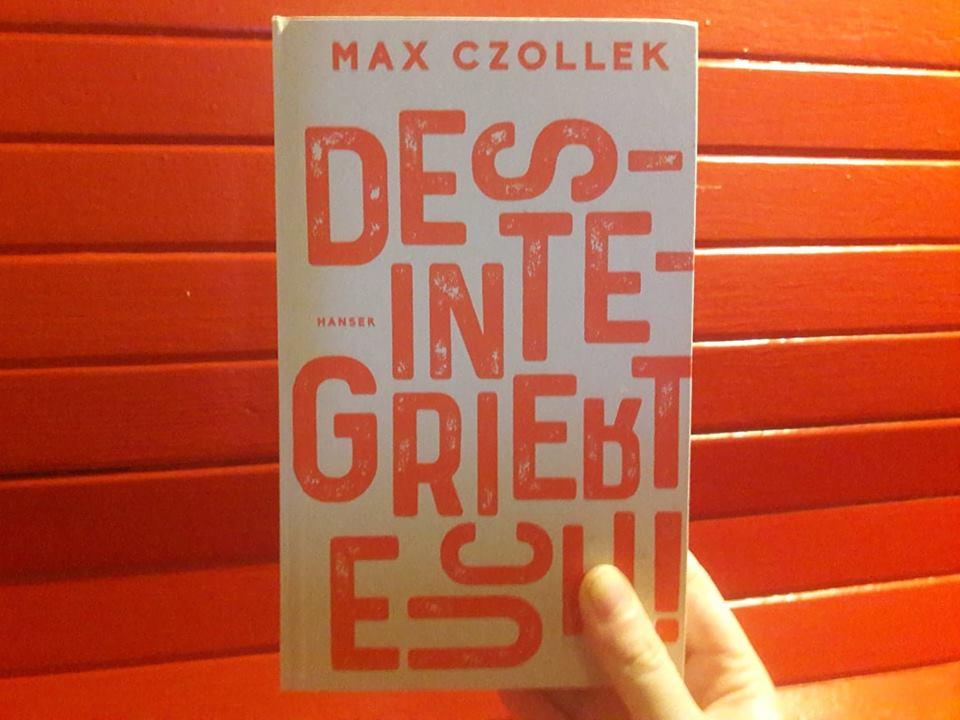 Vielfalt durch Desintegration: Max Czollek, Desintegriert euch! © Charlotte Steinbock