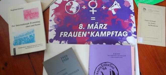 Feministische Tipps rund um die Lese- und Buchkultur