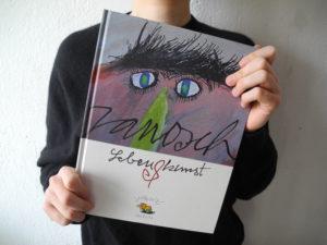 """Janosch """"Leben & Kunst"""" (Merlin Verlag 2005) © Tabitha Anders"""