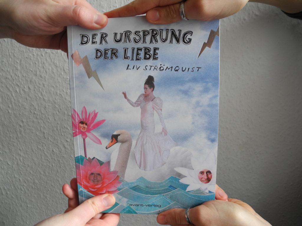 """Liv Strömquist """"Der Ursprung der Liebe"""" (avant-verlag 2018) © Angie Martiens"""