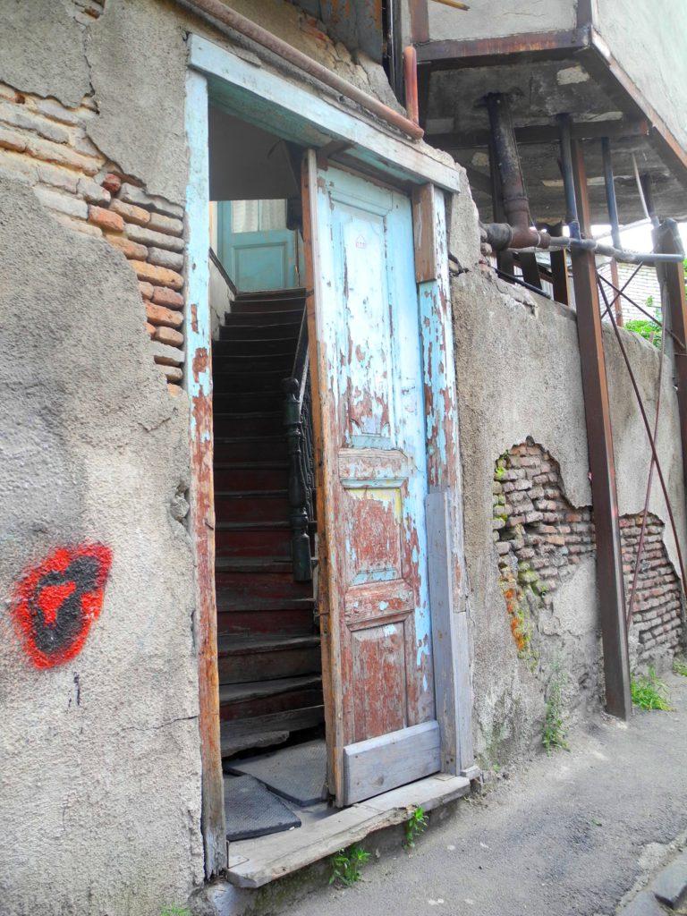 Tbilisi / Georgien: Ehrengastland der Frankfurter Buchmesse © Angie Martiens