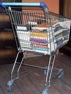 Goethe im Supermarkt?