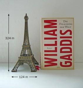 William Gaddis, Die Fälschung der Welt