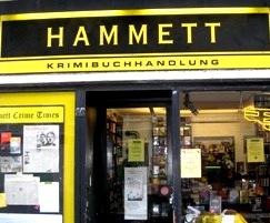 Nicht nur was für Krimi-Fans: Die Hammett-Krimibuchhandlung in Kreuzberg