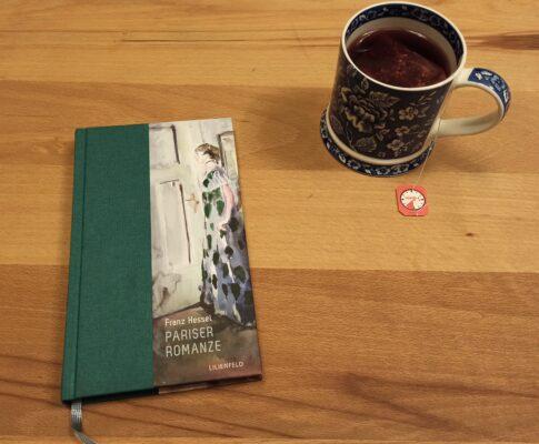 Indiebookchallenge: Mit einem Gemälde auf dem Umschlag #2
