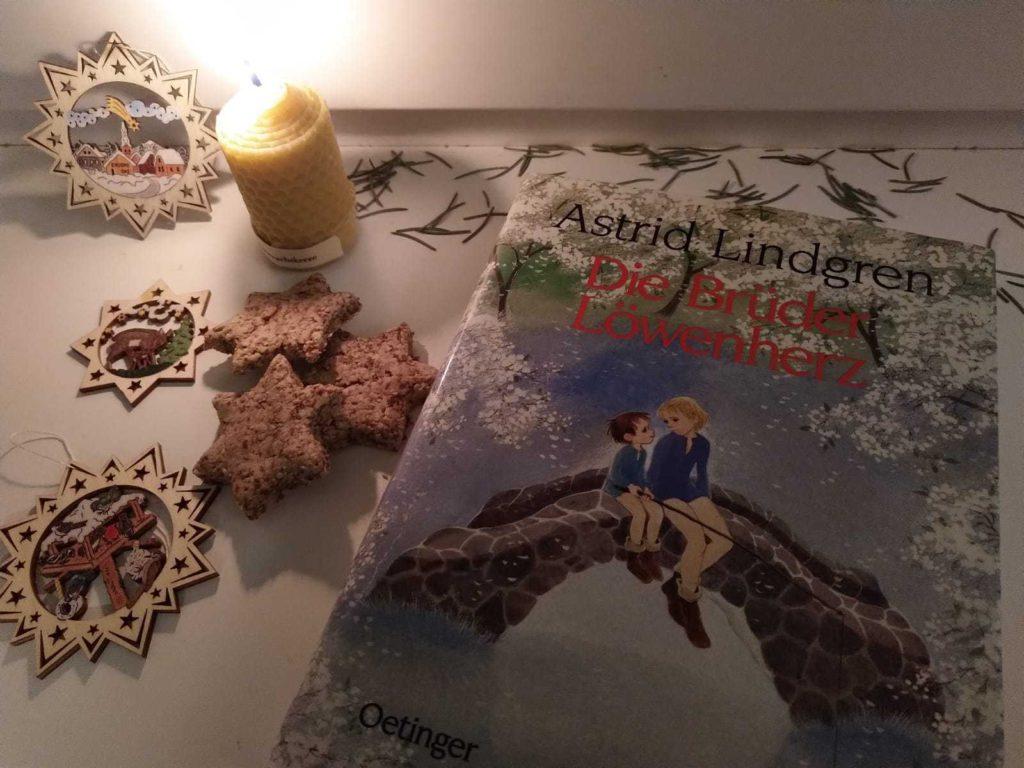 Buchempfehlunf 1. Advent: Brüder Löwenherz
