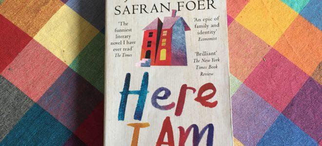 """Wahrhaftig da sein: Jonathan Safran Foers """"Hier bin ich"""""""