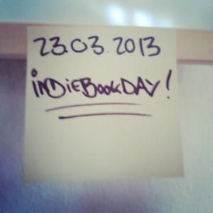 Indiebookday