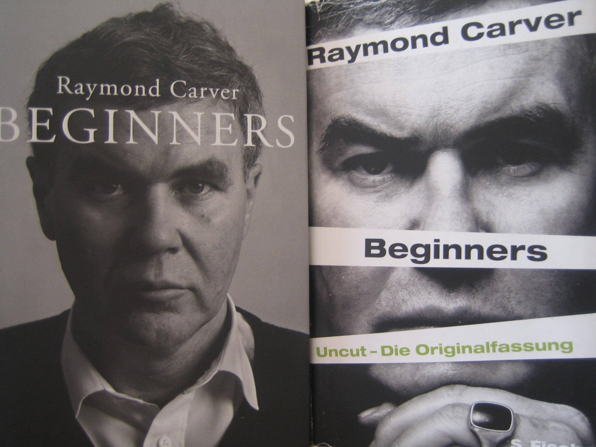Wenn der Lektor zum Ghostwriter wird: Der Fall Raymond Carver/ Gordon Lish