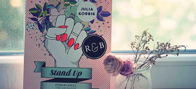 Buchtipp: Stand up – Feminismus für Anfänger und Fortgeschrittene