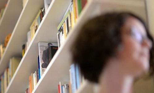 Ein Blick ins Bücherregal von… Isabelle Lehn