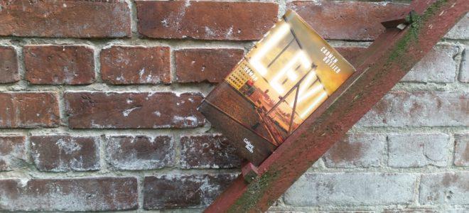 Eine entführte Urne auf dem Dach, Tiger an der Wand: LEVI