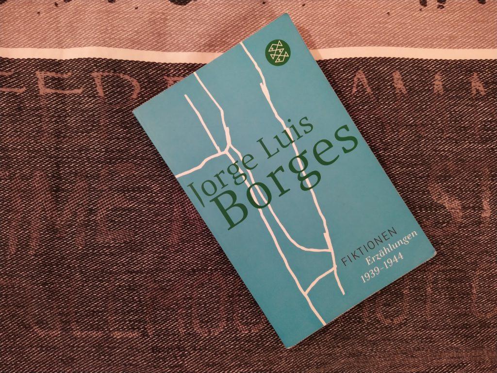 Cover von Fiktionen des Autors Jorge Luis Borges
