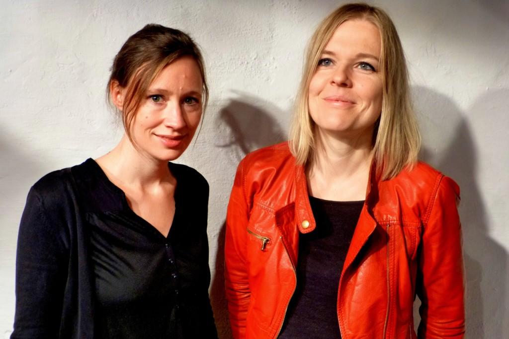 Gesa Husemann und Anja Johannsen Foto: Madita Oeming
