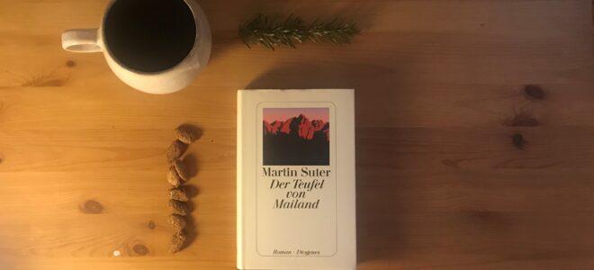 Der Teufel von Mailand: Zwischen Shiatsu-Handbuch und Psycho-Thriller
