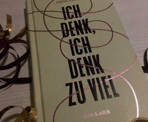 Zwischen Tagebuch und Theoriesammelsurium: Ich denk, ich denk zu viel