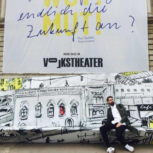 Paul Spittler Volkstheater