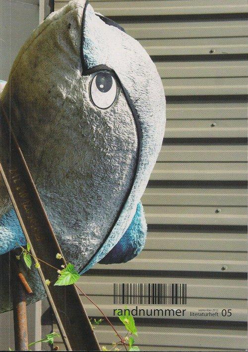 Bar. Bier. Buch. Bild. Eine Lesung zur 5. Ausgabe der Literaturzeitschrift randnummer
