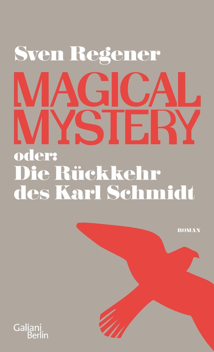 Auf Magical Mystery-Tour – Sven Regener holt Karl Schmidt zurück