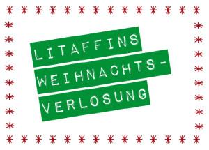 litaffins Weihnachtsverlosung