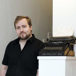 LOG.OS-Gründer Volker Oppmann | © Bernd Große