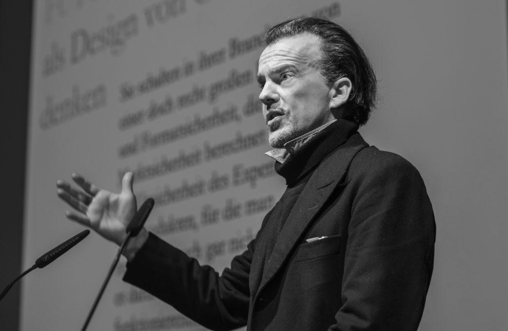 Stephan Porombka © Sabine Felber / Literaturtest