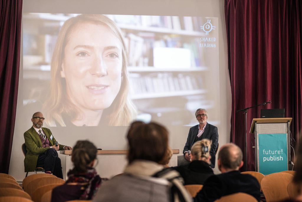 Thomas Böhm und Carsten Sommerfeldt © Sabine Felber / Literaturtest