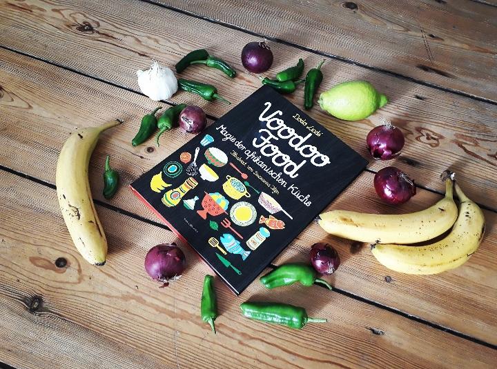 Vielfalt durch Lesen: Dodo Liadé, Vodoo Food © Leonie Hohmann