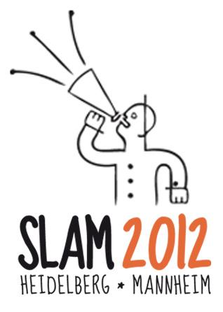 Auf und hinter der Bühne bei den Poetry Slam Meisterschaften 2012