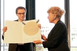 Unternehmerischer Mut, preisgekrönt: Matthes & Seitz