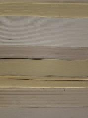 SuB, SaB, RuB und RaBDer Stapel ungelesener Bücher oder: Die stille Reserve