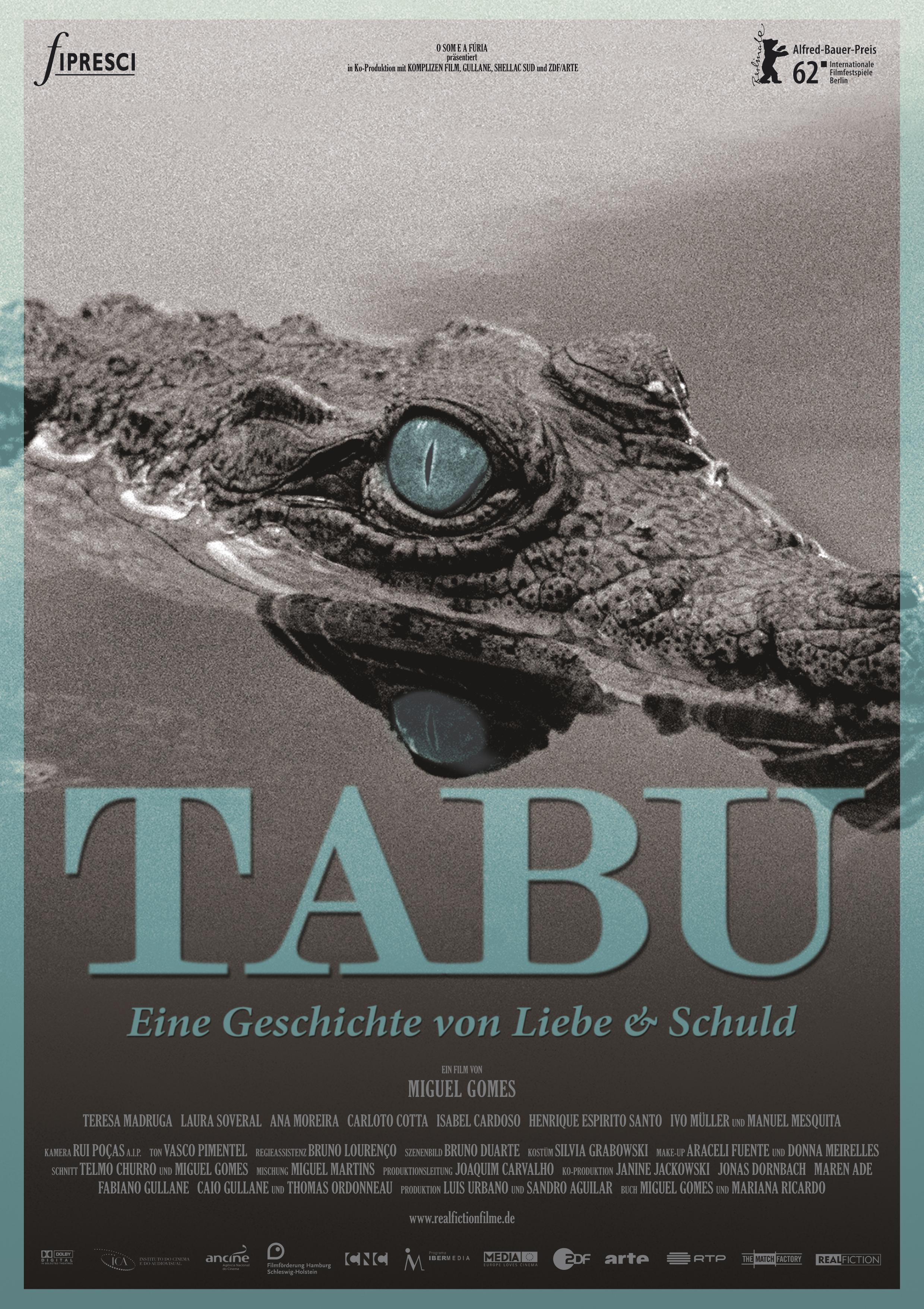 """Filmtipp der Woche: """"Tabu"""""""