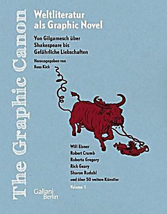 Weltliteratur als Comic